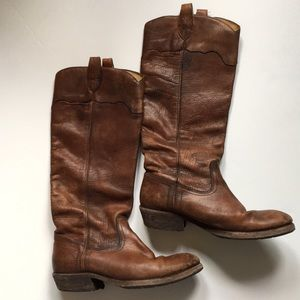 Frye Carson Knee High Boots